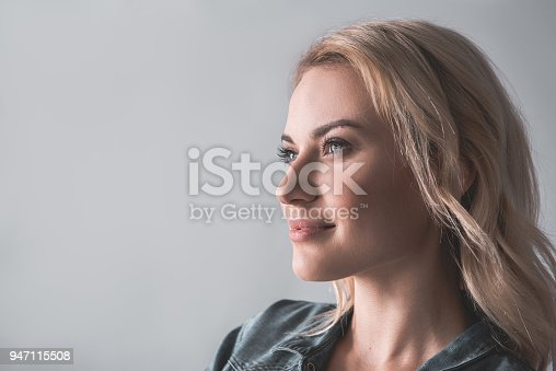 istock Female student lost in thoughts 947115508
