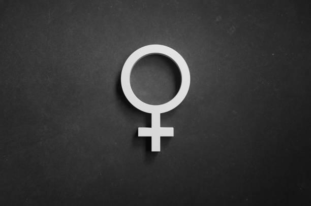 Weibliche Symbol – Foto