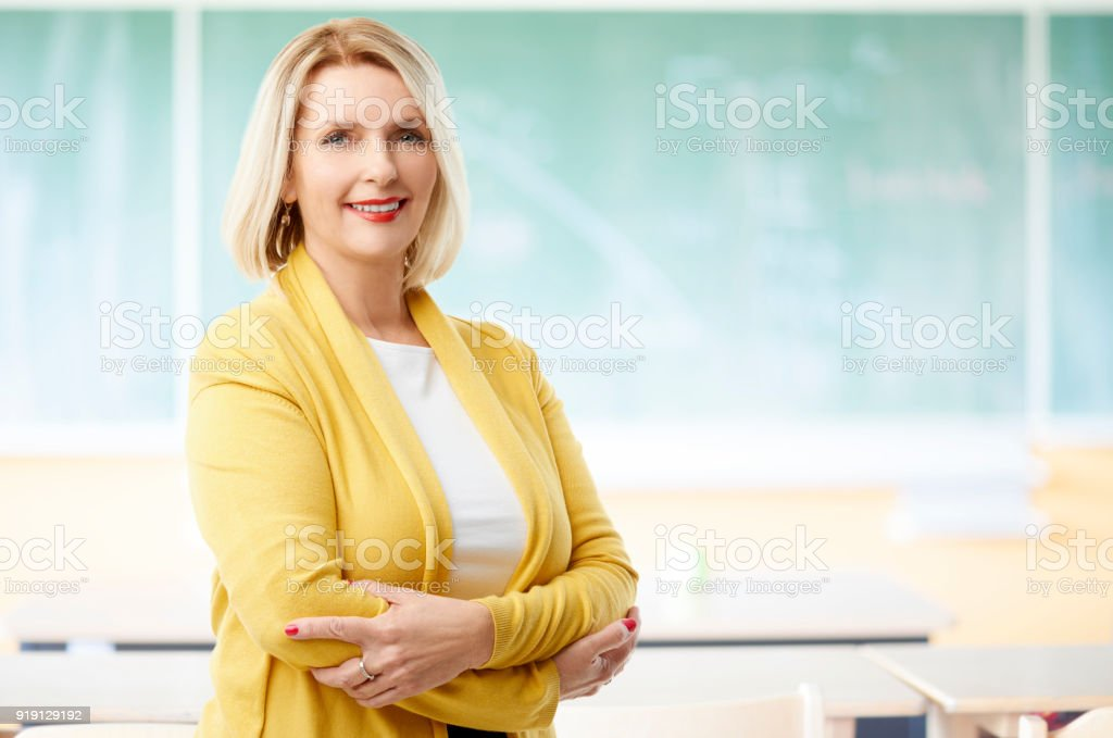Femme professeur - Photo