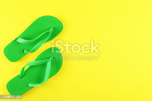 955947208 istock photo Feminine background with female items over bright colored paper. 1158171102