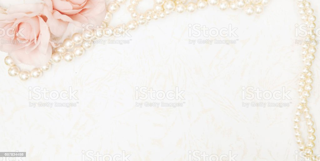Feminine beauty background stock photo
