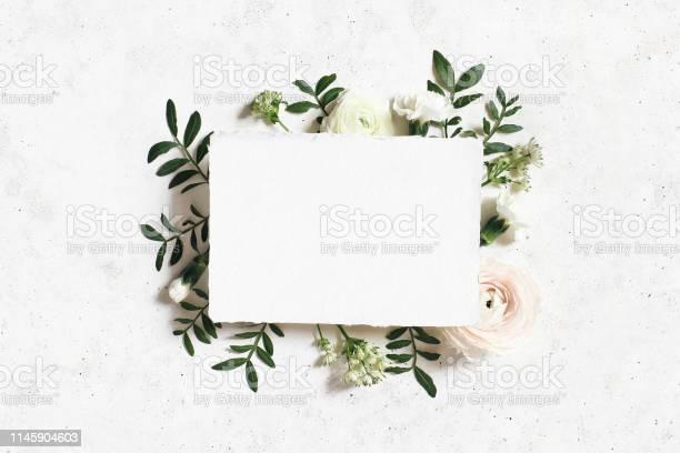 Feminine wedding birthday mockup blank paper greeting card floral of picture id1145904603?b=1&k=6&m=1145904603&s=612x612&h=fb7sdwta63oflakbtjowy 12kuixrejnkl7f5vunnz0=