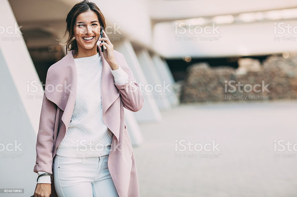 Femininity and elegance stock photo