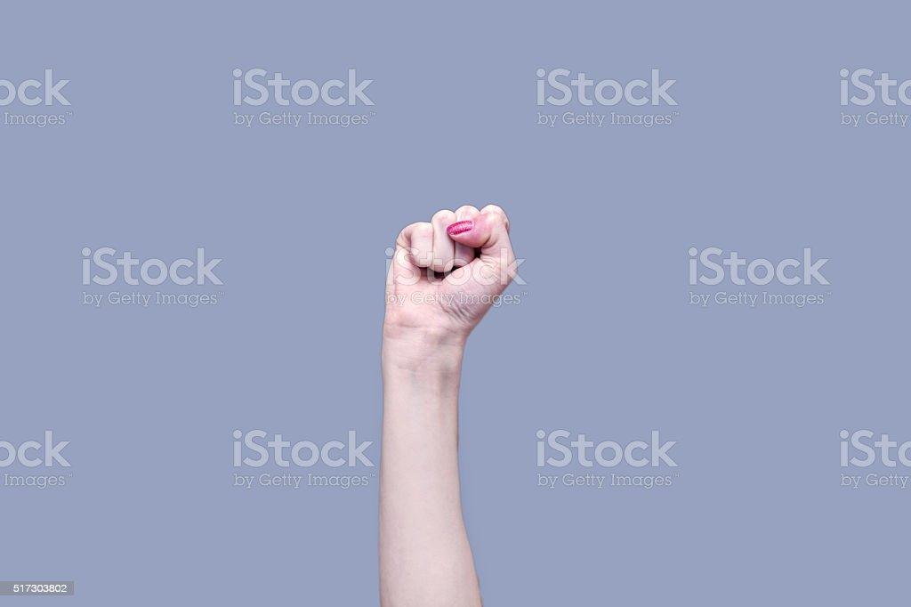 Feminism stock photo