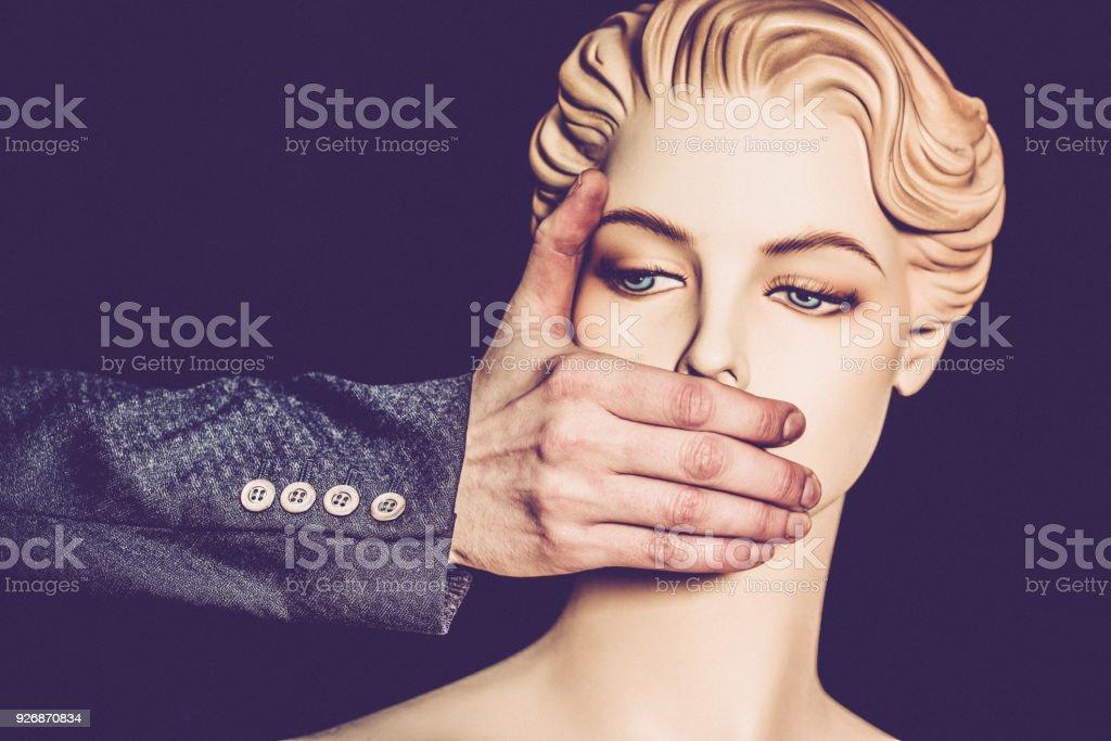 Feminizm stok fotoğrafı