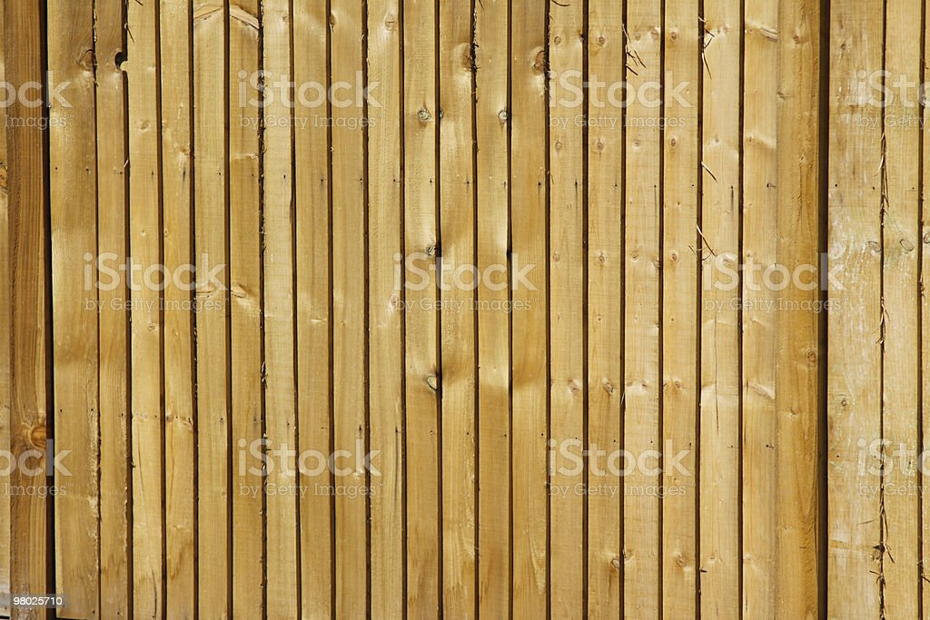 Fence Panel royalty-free stock photo