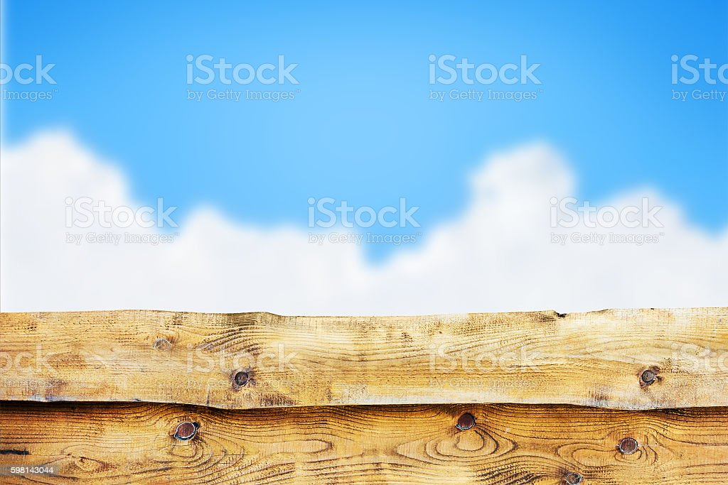 fence stock photo