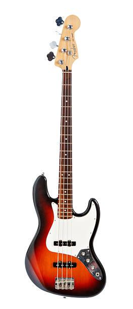 Fender Jazz Bass stock photo