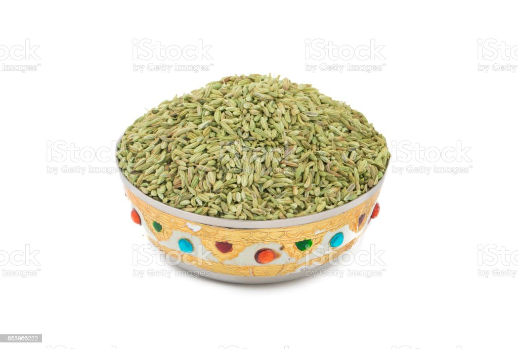 Feneel Seed stock photo