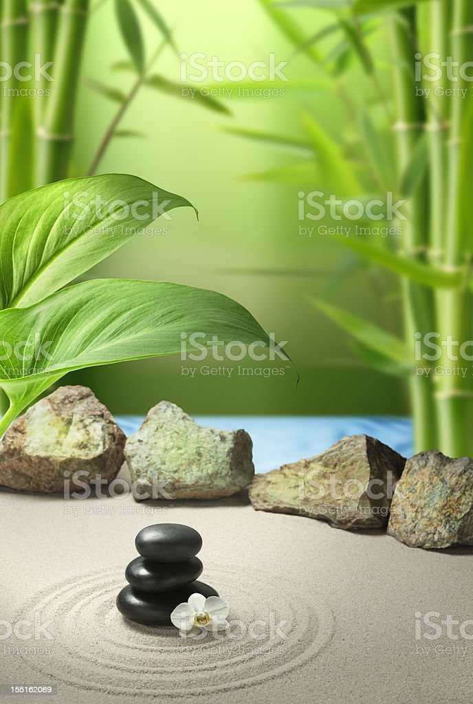 Feng Shui Fantasy stock photo