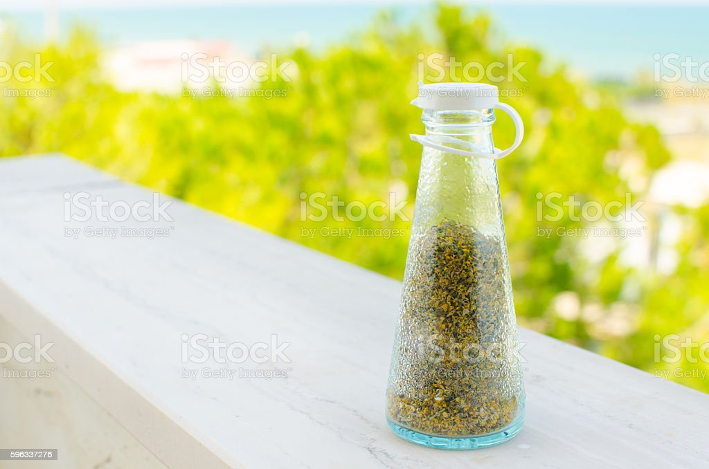 fennel flowers apulia spice royalty-free stock photo