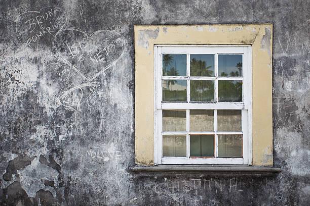 Fenster im Paradise – Foto
