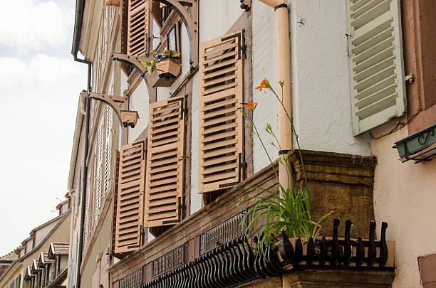 Fenêtre ancienne – Foto