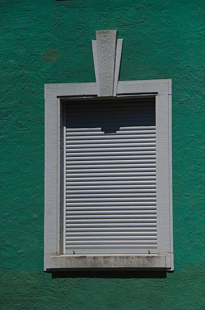 fenêtre fermée – Foto