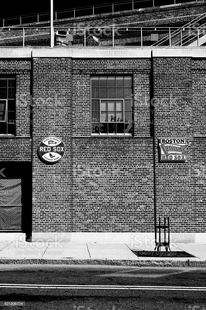 Fenway Park - foto de stock