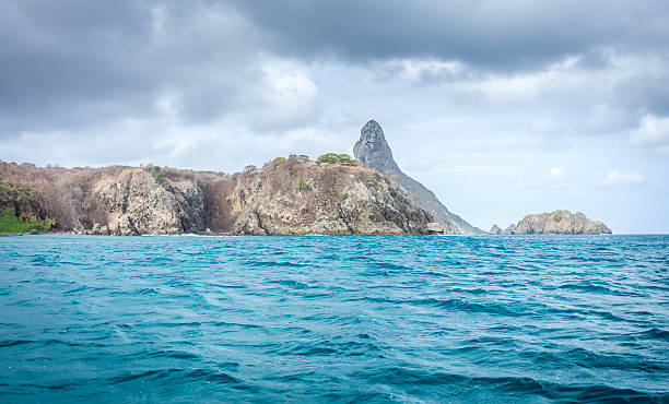 Fernando de Noronha, Brazil stock photo