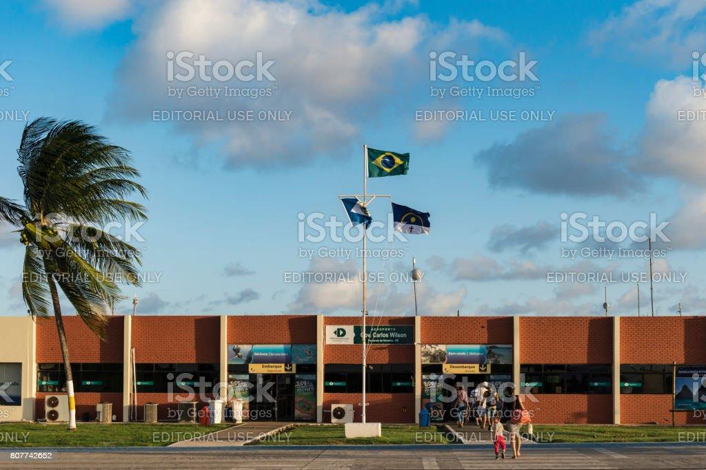 Fernando De Noronha - Brasil - foto de acervo