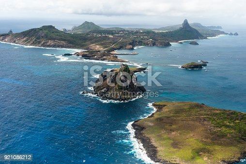 istock Fernando De Noronha - Brazil (Ponta do Air France) 921086212