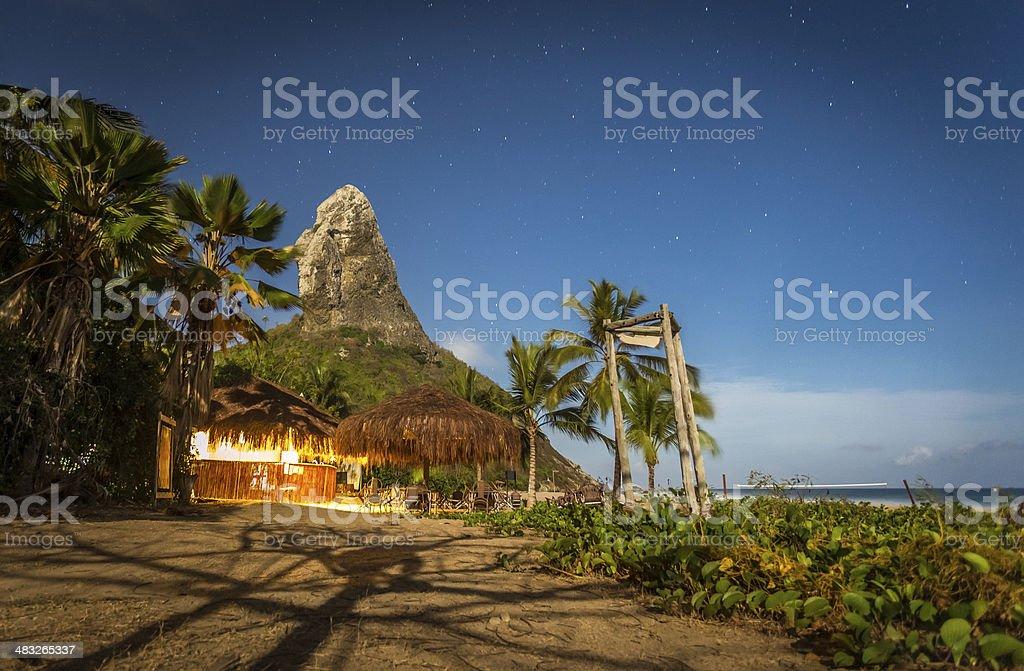 Fernando de Noronha island, Pernambuco (Brazil) stock photo
