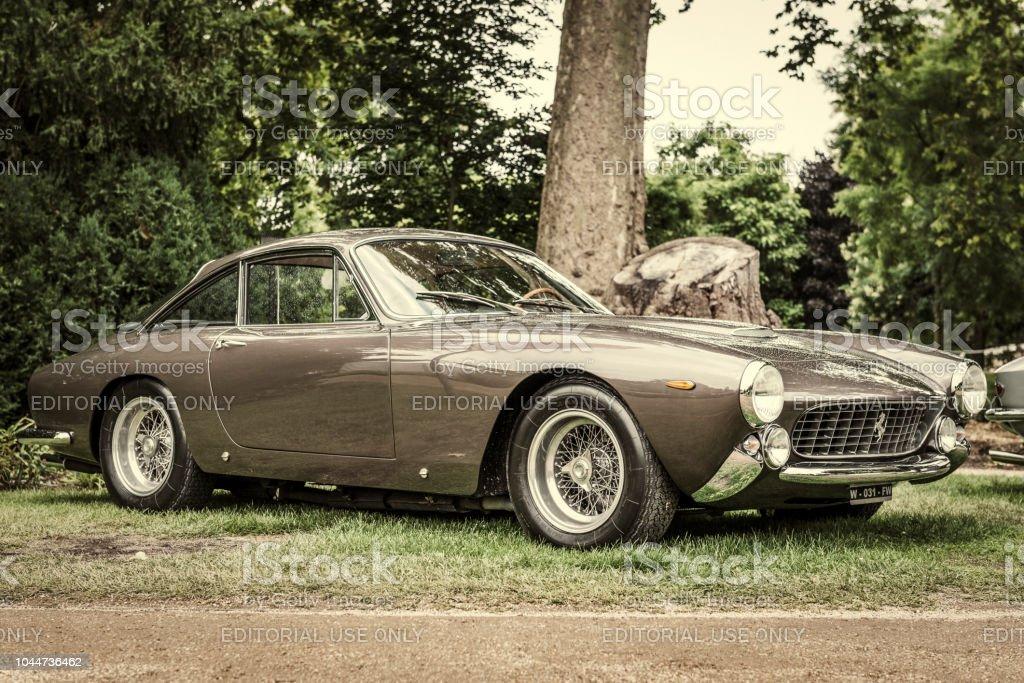 Ferrari 250 Gt Berlinetta Lusso 1960s Classic Italian Gt