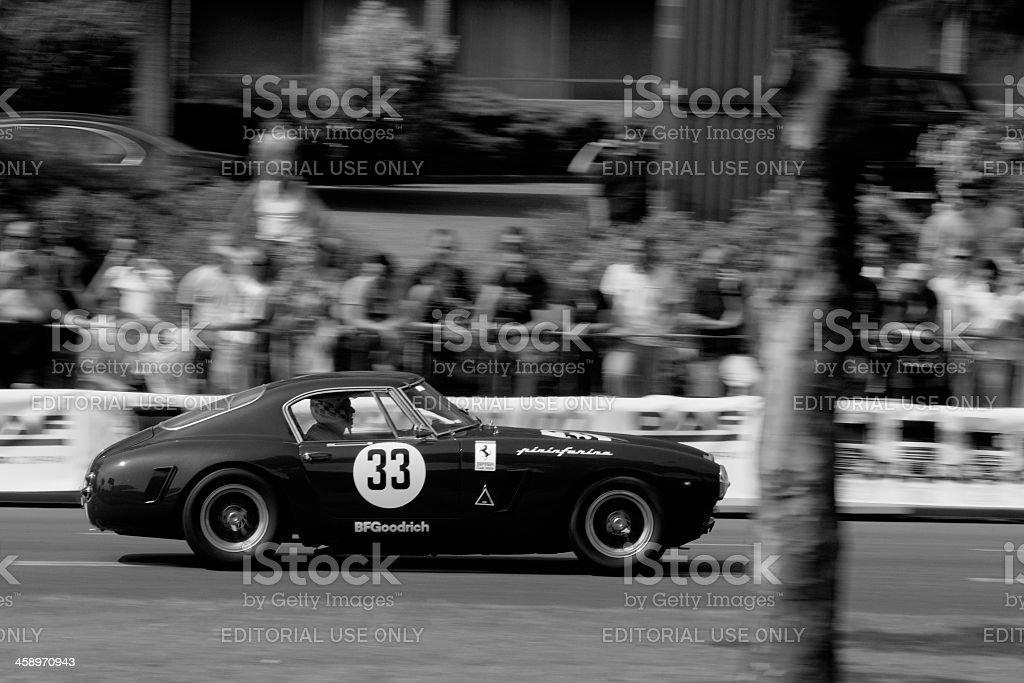 Ferrari 250 GT SWB stock photo