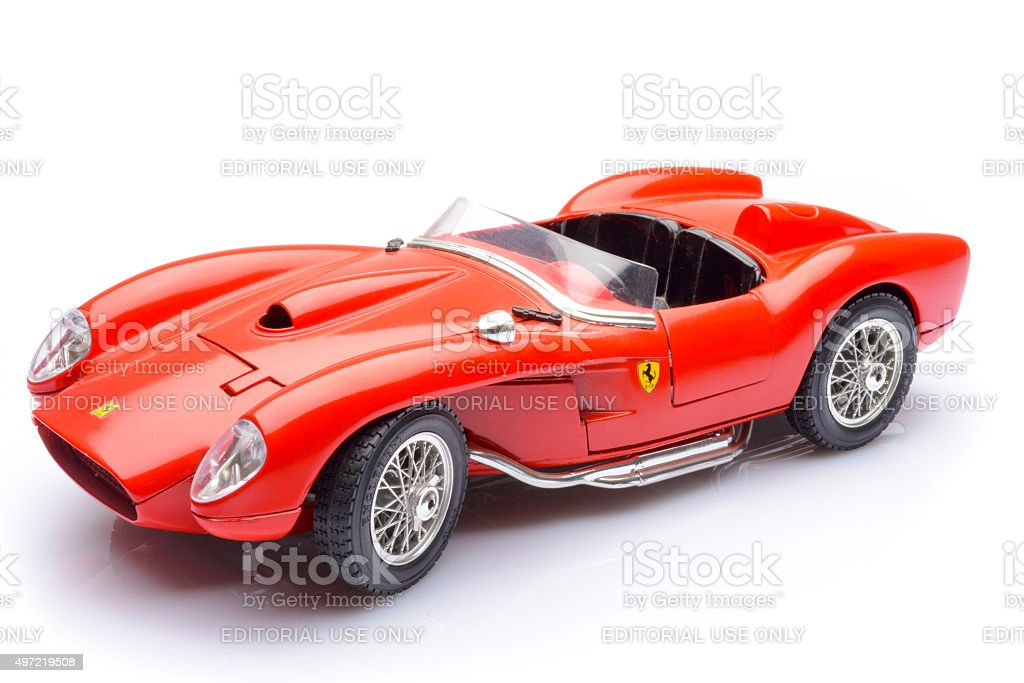 Ferrari Testarossa 1950 250 Classico Modello Di Auto Da Corsa ...