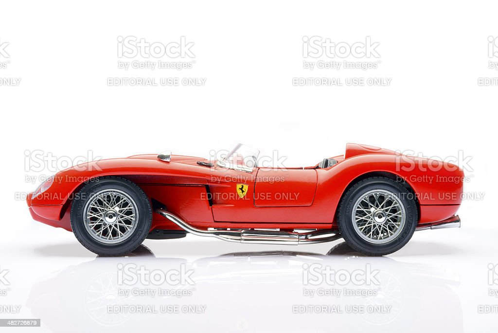 Ferrari 250 Testa Rossa - Photo