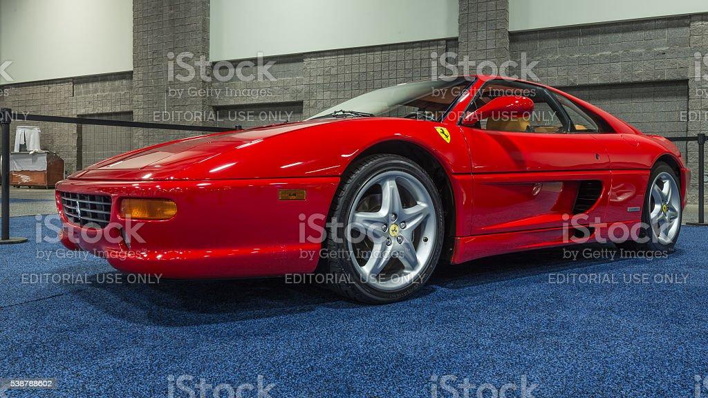Ferrari 355 F1 Berlinetta Stock Photo Download Image Now Istock