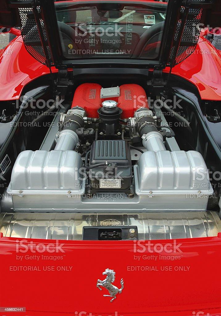 Ferrari 360 Modena Motor Stockfoto Und Mehr Bilder Von Auto Istock