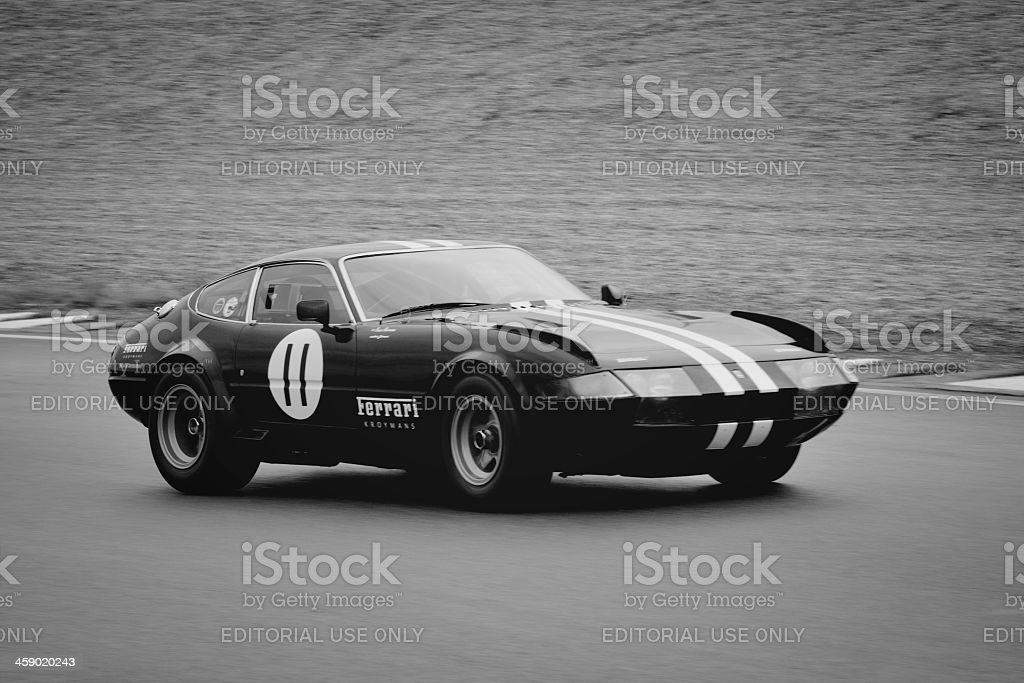 Ferrari 365GTB/4 Daytona royalty-free stock photo