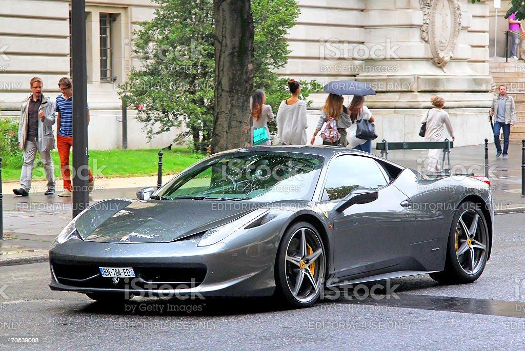 Ferrari 458 Italia Stockfoto Und Mehr Bilder Von 2015 Istock