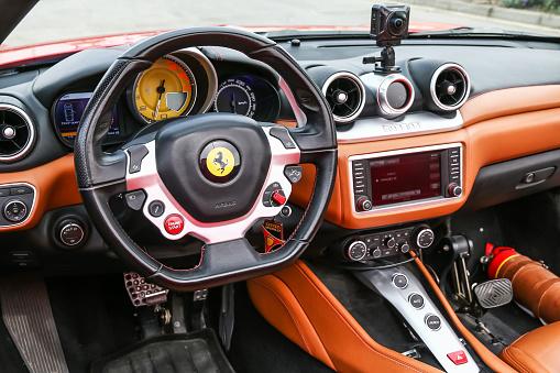 Ferrari California T Stock Photo - Download Image Now
