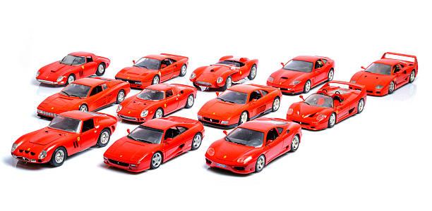 Ferrari Collection - Photo