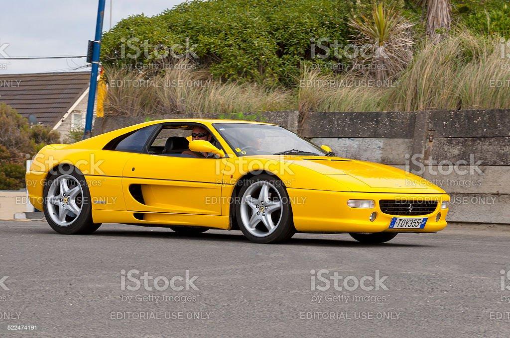 Ferrari F355 Von 1998 Für Speisen Und Getränke Stockfoto Und Mehr Bilder Von Antiquität Istock
