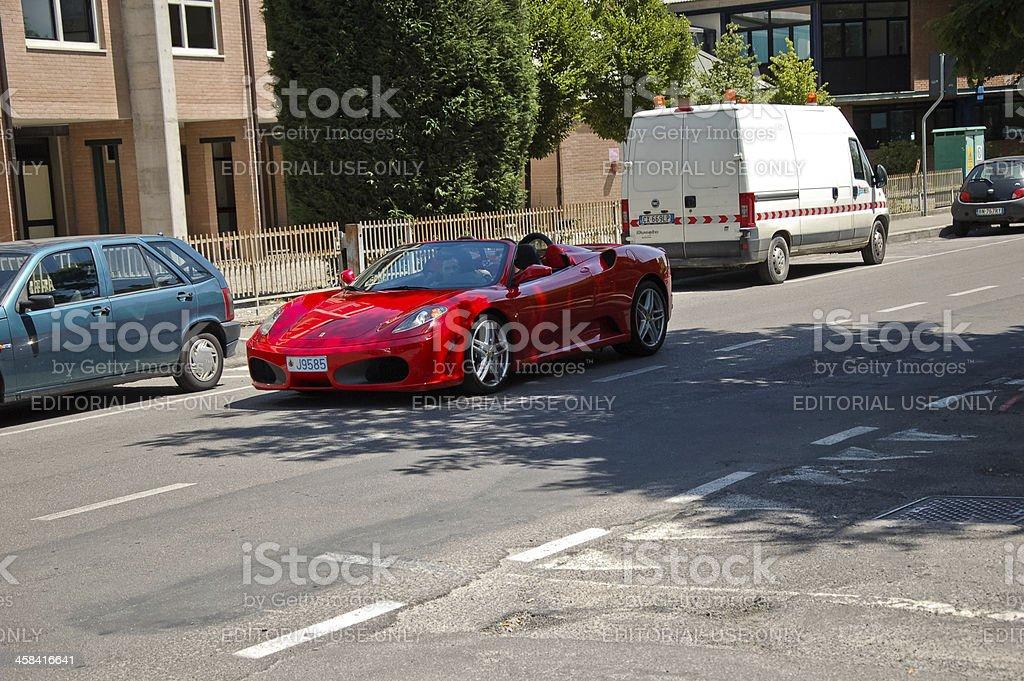 Ferrari F430 In The Street Stock Photo Download Image Now Istock