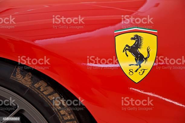 Ferrari logo picture id458568669?b=1&k=6&m=458568669&s=612x612&h=az3ft7ehaqgriynfmzbx etrruehkk 6evkytmprq i=