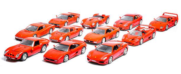 Modèle de collection de voitures Ferrari - Photo