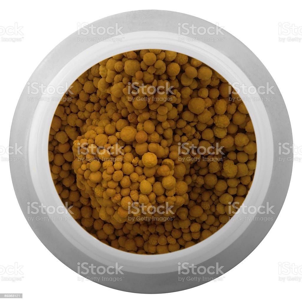 Cloruro férrico en una botella foto de stock libre de derechos