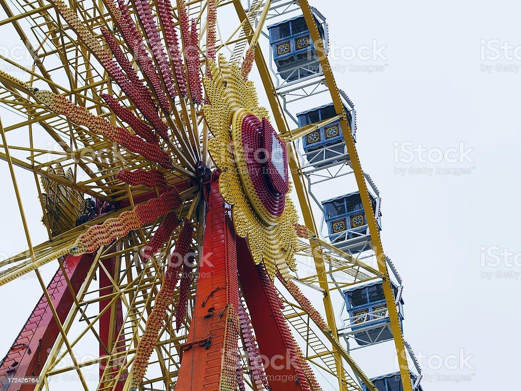ferries wheel royalty-free stock photo