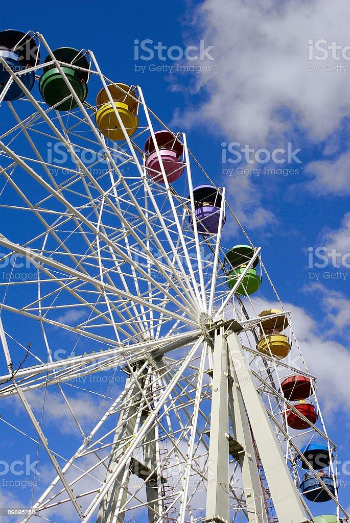 Ferris Lizenzfreies stock-foto