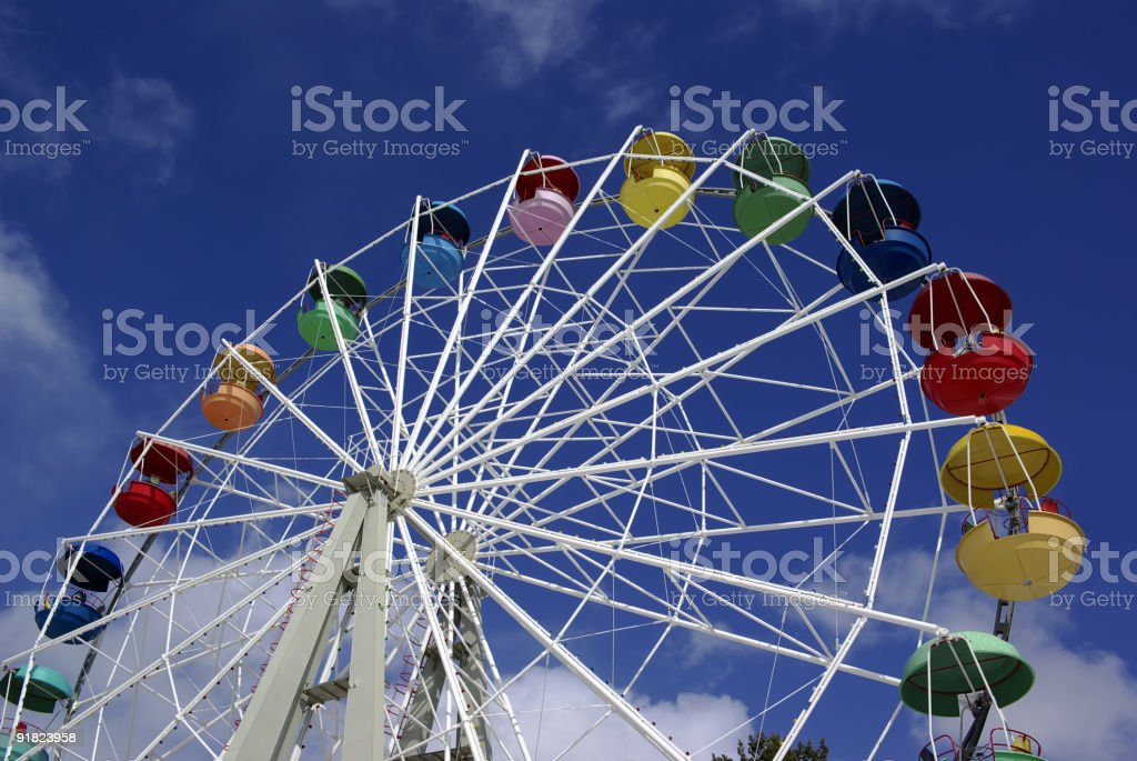 Ferris royalty-free stock photo