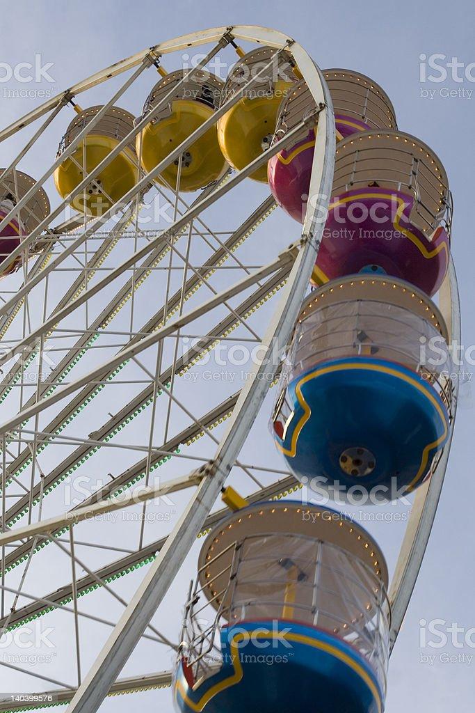 Ferris Wheel 1 royalty-free stock photo