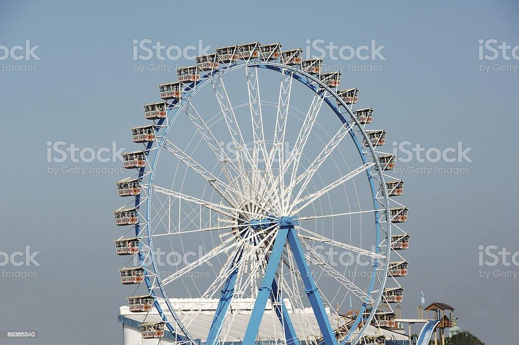 Grande roue-Octoberfest photo libre de droits