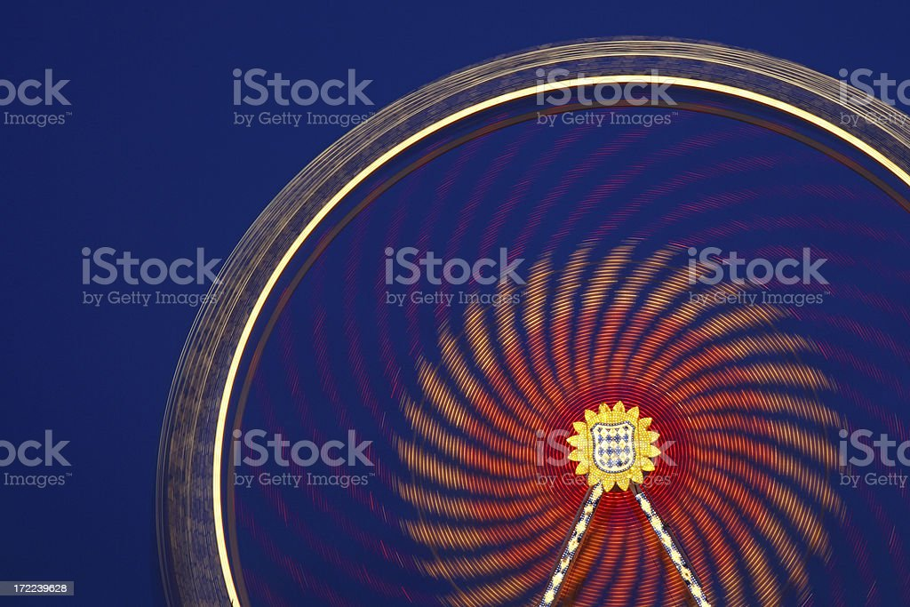 Ferris Wheel (Riesenrad) - Oktoberfest stock photo