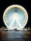 istock Ferris wheel, Paris, France. 157168352