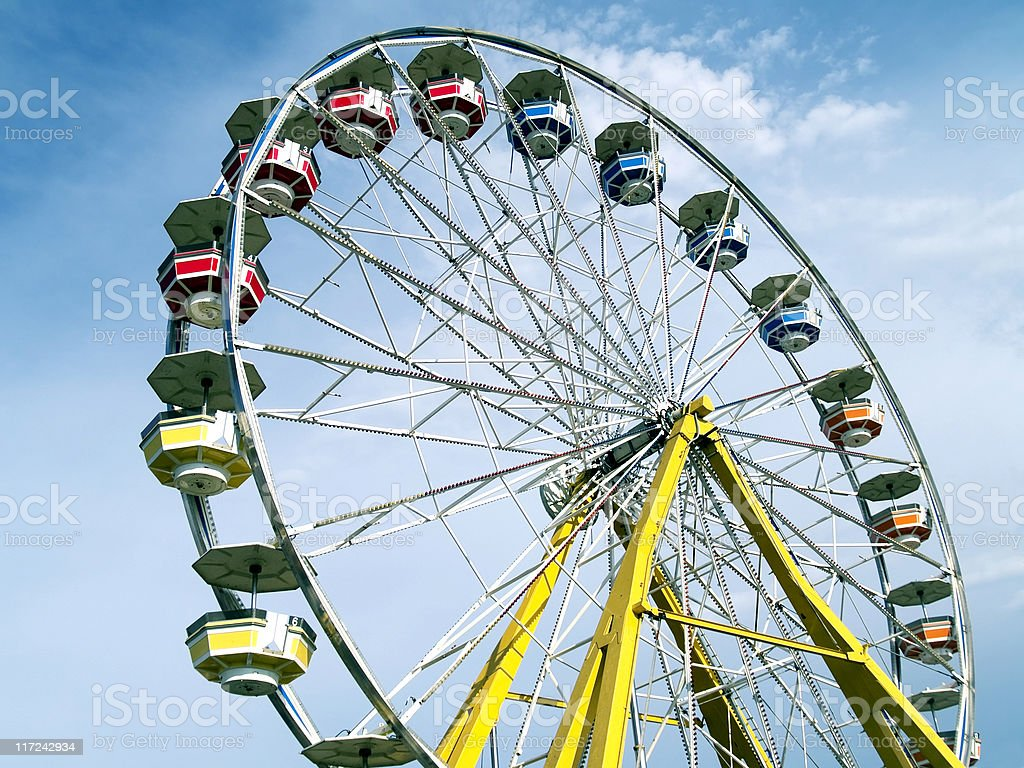 Ferris Wheel royalty-free stock photo