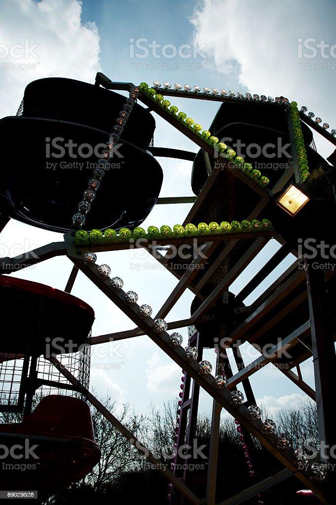 ferris wheel #2 royalty-free stock photo