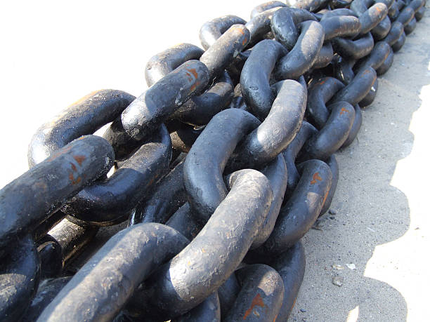 ferry chains - belkindesign stock pictures, royalty-free photos & images