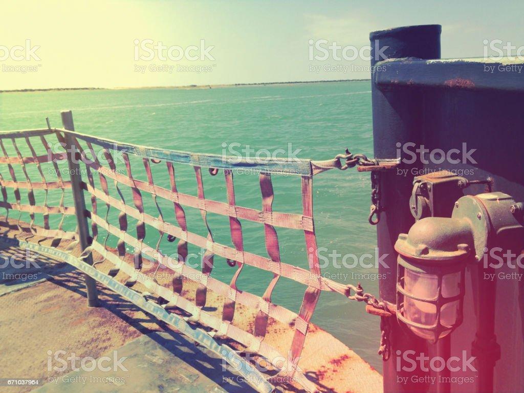 17-077 ferry stock photo