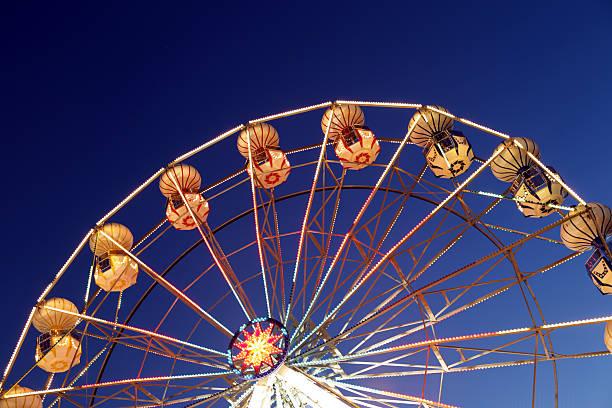 ferry wheel - pictafolio stock-fotos und bilder